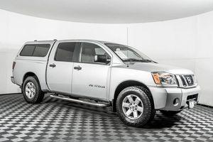 2009 Nissan Titan for Sale in Puyallup, WA