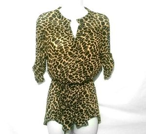 New Animal Print Tunic Top for Sale in Aurora, OH