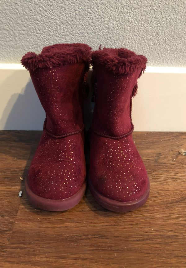 Girls piper boots