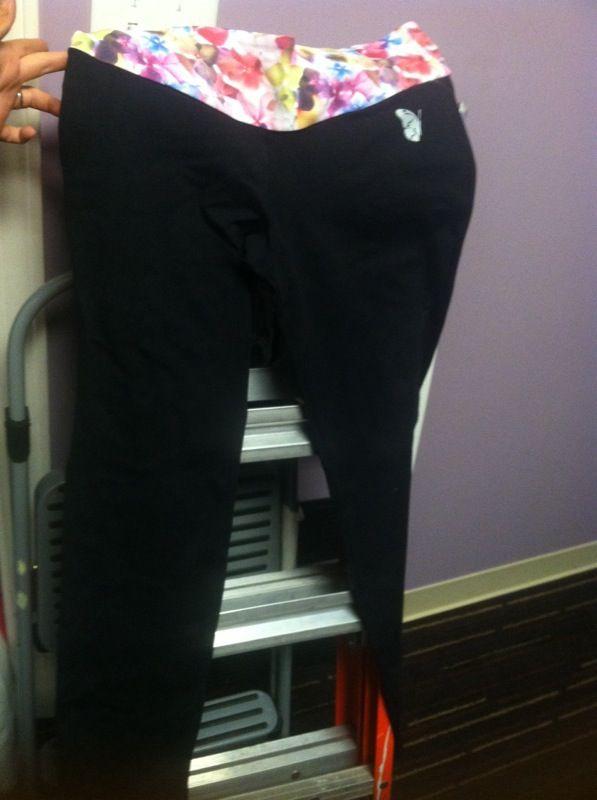 Yoga/athlete pants new