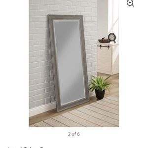 "65""x31"" Beautiful Farmhouse Mirror-new for Sale in Buffalo, NY"