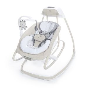 Ingenuity Baby Smartsize Gliding Swing and Rocker for Sale in Chesapeake, VA