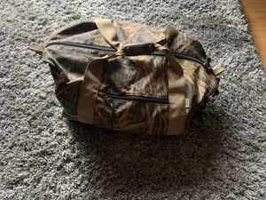 Filson duffle bag/back pack mossy oak collaboration for Sale in Puyallup, WA