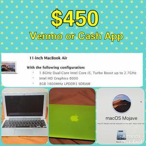 Macbook Air 11 inch for Sale in Killeen, TX