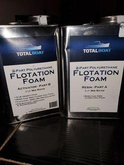 Flotation foam for Sale in Dallas,  TX