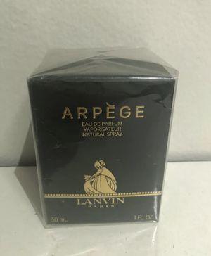 Arpege By Lanvin Eau de Parfum For Women 1.oz 30ml Spray for Sale in Brooklyn, NY