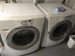 Whirlpool Duet stackable set for Sale in Roanoke, VA