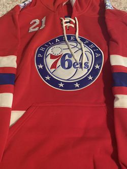 Philadelphia 76ers Embiid Hoodie for Sale in Bristol,  PA