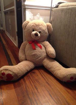 Huge stuffed animal teddy bear for Sale in Fountain Inn, SC