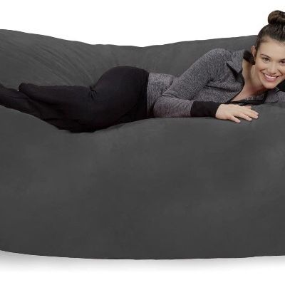 Big Bean Bag Great For Chilling Or Sleeping!