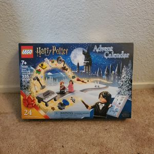 New Lego Harry Potter Advent Calendar Set for Sale in Ripon, CA