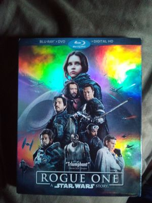 Rogue One Blu-Ray for Sale in Christiana, TN