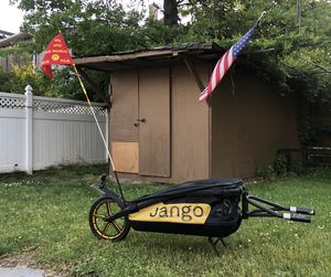 TOPEAK JANGO BIKE TRAILER for Sale in Brooklyn, NY