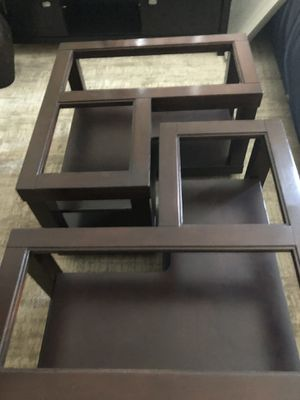 Wood coffee table from Wolf Gardiner for Sale in Glen Burnie, MD