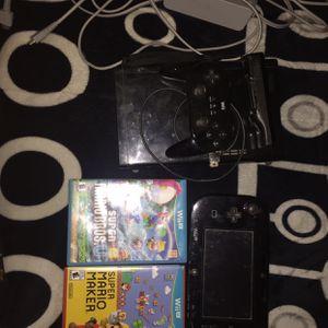 Nintendo Wii U for Sale in Dallas, TX