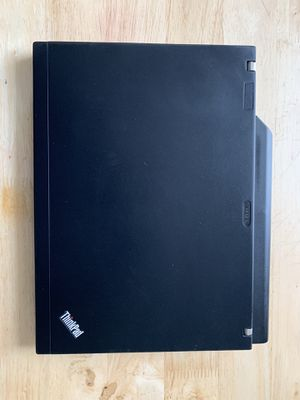 Classic Lenovo Thinkpad x201 i5 2.5GHz 4gb 512 SSD for Sale in Chicago, IL
