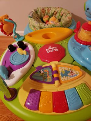 TOYS for babies. including activity center for Sale in Germantown, MD