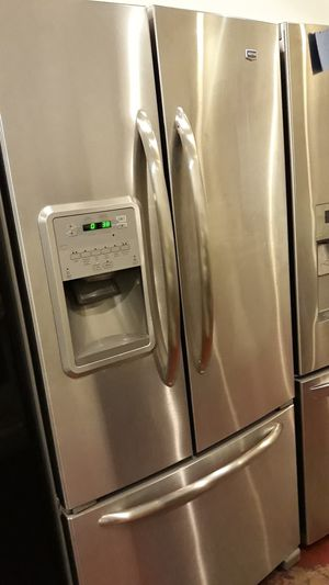 "Maytag frech doors excellent condition 4months warranty 33"" for Sale in Lansdowne, MD"