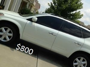 Nothing/Wrong. 2O03 Nissan Murano AWDWheels for Sale in Houston, TX