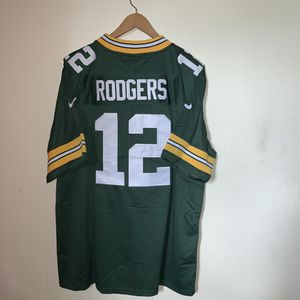 Aron Rodgers Green Bay Nike Vapor Stiched Jersey for Sale in Hallandale Beach, FL