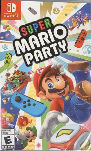 Super Mario Party NEW nintendo Switch for Sale in Washington, DC