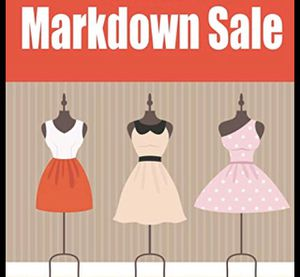 Ten bin fulls of women's clothing plz read description. Prices vary from 4, 3 and 2 dollars each for Sale in Medford, MA