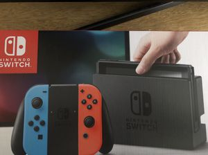 Nintendo Switch Red/Blue for Sale in Nashville, TN