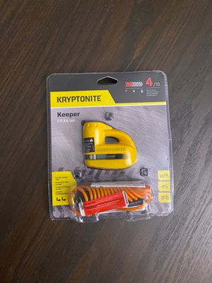 Brand New motorcycle disc LOCK for Sale in Los Angeles, CA