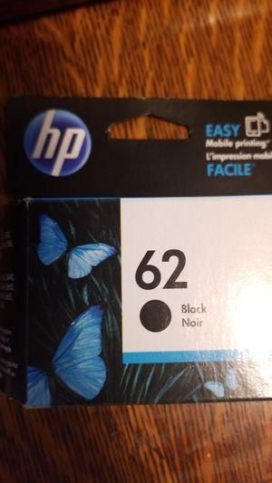 HP 62 Black Ink Cartridge for Sale in Paducah, KY