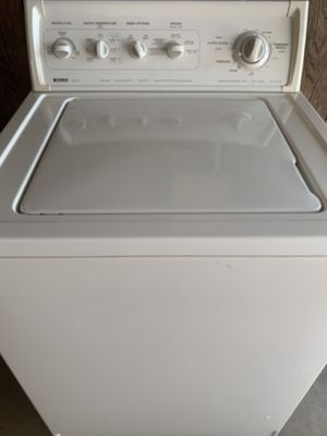 Kenmore Super Capacity Plus Washer for Sale in San Antonio, TX