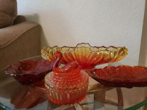 Glass decor for Sale in Fort Myers, FL