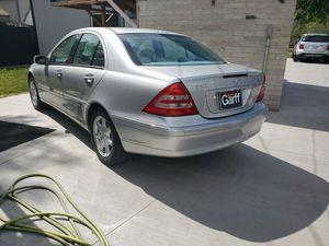 2003 MERCEDES C240 4MATIC for Sale in Salt Lake City, UT