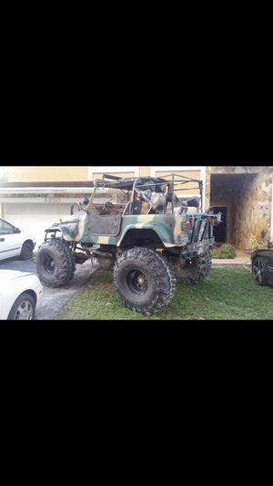 1982 Jeep Cj-7 for Sale in Miami, FL