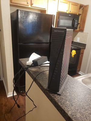 Netgear C6300 Cable Modem for Sale in Pearland, TX