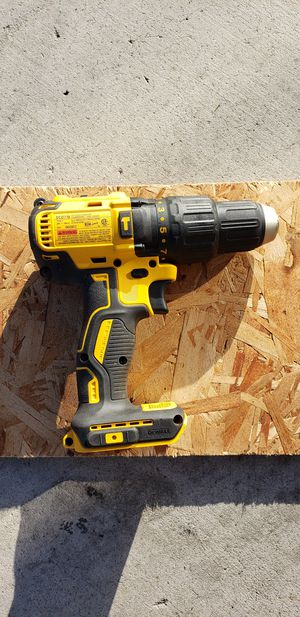 20 VOLT MAX LITHIUM-ION BRUSHLESS 1/2 IN COMPACT HAMMER DRILL for Sale in Victorville, CA