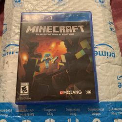 Minecraft PS4 for Sale in San Lorenzo,  CA