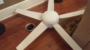 Indoor/outdoor 52 inch Hunter ceiling fan for Sale in Millbrook, AL