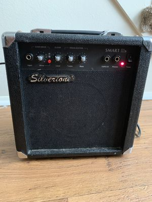Silvertone Electric Guitar Amplifier for Sale in Middle River, MD