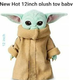 Plush Toy Yoda See Pics For Info New for Sale in Woodburn,  OR