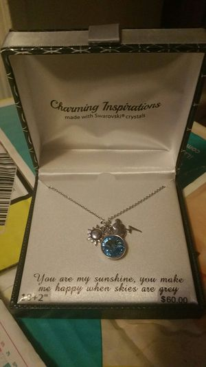 """""""Charming Inspirations"""" Necklace for Sale in Cleveland, OH"""