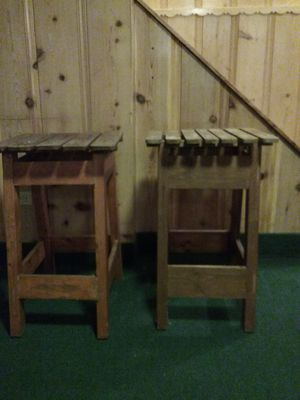 Outdoor wooden tables for Sale in Cleveland, OH