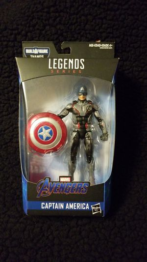 Marvel Legends Captain America for Sale in Chandler, AZ