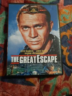 The Great Escape DVD for Sale in Roswell,  GA