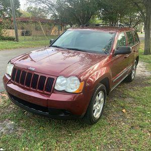 Grand Cherokee 2009 V6 for Sale in Miami, FL