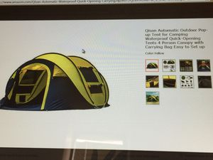 Pop up tent for Sale in Mableton, GA