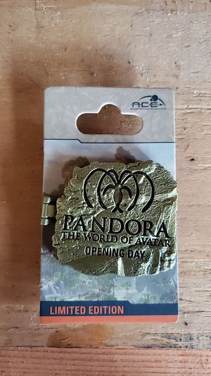 Disney pandora opening day limited edition pin for Sale in Winter Haven, FL