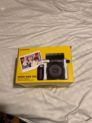 FUJIFILM instax wide 300 for Sale in Houston, TX
