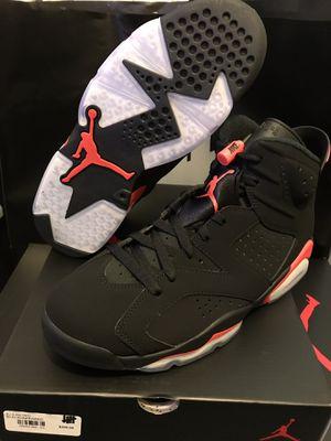 "Air Jordan 6 ""Infrared"" Sz. 9.5 DS for Sale in San Francisco, CA"