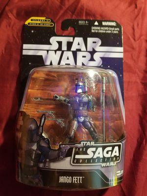 Boba Fet Star Wars Bounty Hunter action figure for Sale in Dallas, TX