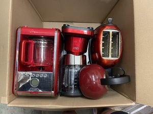 Red Kitchen Set for Sale in Houston, TX